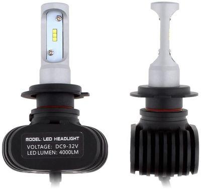 H7 LED sijalice svijetle jačinom od oko 5000 lumena
